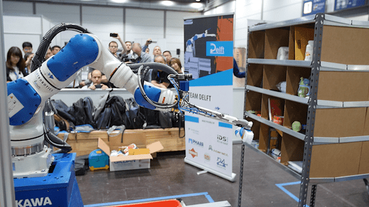 GPUs Power Winning Autonomous Robots in Amazon Picking Challenge | NVIDIA Blog