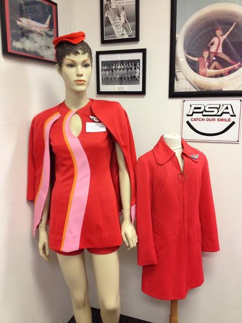 PSA Stewardess