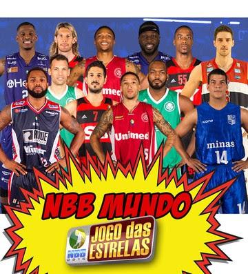 Equipe NBB Mundo (Foto: Divulgação )