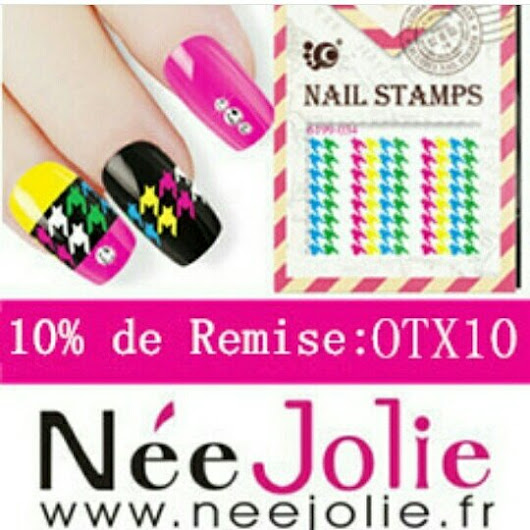 NAILSTORMING Animaux