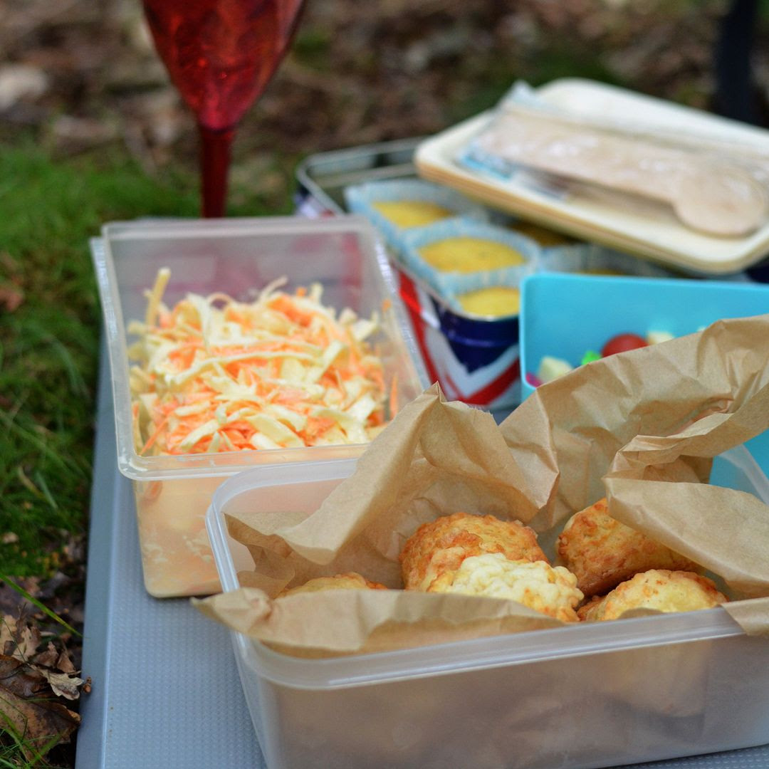 Bank Holiday BBQ Picnic - #SayYestoSummer