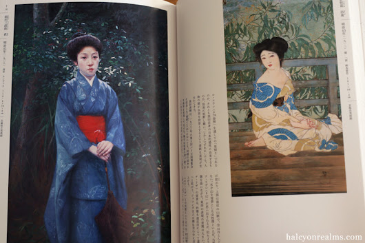 A History Of Beautiful Women In Japanese Art Book Review - Halcyon Realms - Art Book Reviews - Anime, Manga, Film, Photography