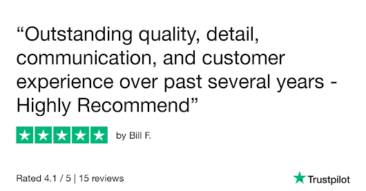 Bill F. gave Love Custom Art 5 stars. Check out the full review...