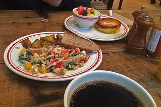 La Boulange de Sutter - Breakfast