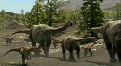 Land of GIants argentinos and giganotos