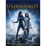 Underworld: Rise of the Lycans - BLU-RAY