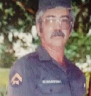 Aposentado, cabo Pedro dos Santos Silva tinha 76 anos (Foto: PM/Divulgação)