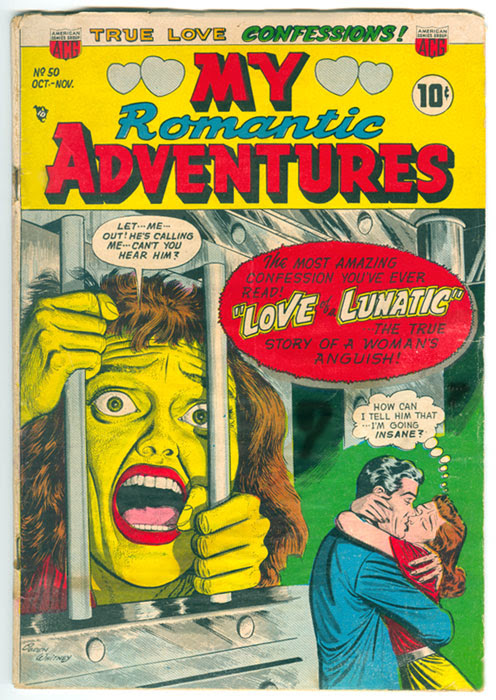 romantic adventures 50