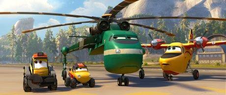 飛機總動員2: 救火大行動/飛機總動員:打火英雄(Planes: Fire & Rescue)劇照
