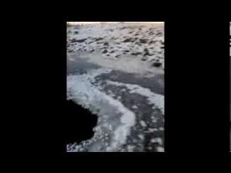 Strange Phenomenon - WHAT THE HELL IS THAT? / Extraños fenómenos en un Lago