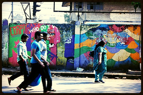 The Bollywood Filmy Goons  Waiting For The Right Moment To Kidnap The Heroines Mother by firoze shakir photographerno1