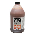 9th Pan Provisions Honey Habanero Sauce, 64 Ounce (4 Pack)