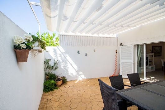 Portixol/ Es Molinar, Palma de Mallorca: Renovated townhouse with terrace and parking in Molinar