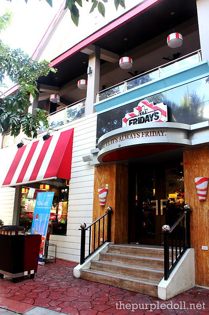 TGI Friday's Eastwood Restaurant