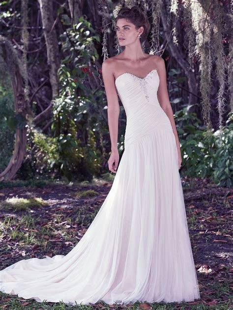 17 Best ideas about Drop Waist Wedding Dress on Pinterest