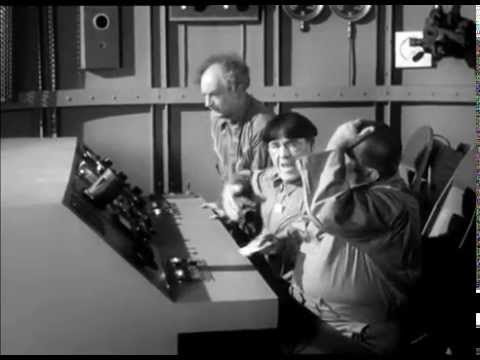 The Three Stooges in Have Rocket Will Travel (movie trailer)