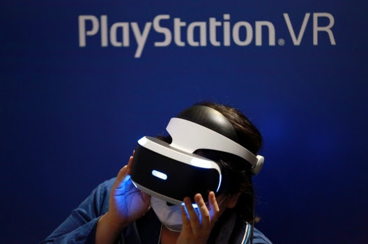 PlayStation VR game platform has the chance to become the planet's VR system of choice