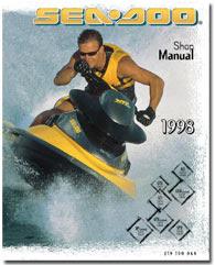 1998 Seadoo Gs Gsx Limited Gts Gti Gtx Limited Spx Xp Limited Service Shop Manual Free Pdf Download