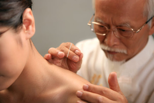 Acupuncture Alleviates Neck Pain, Increases Motion