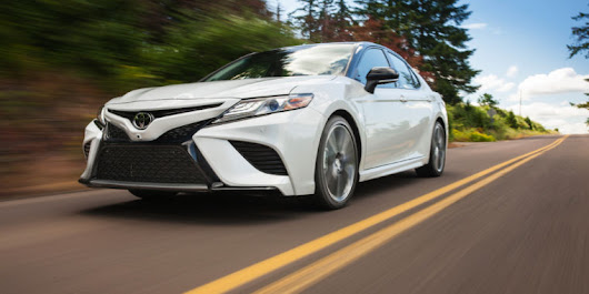 The 2018 Toyota Camry might be proof most people don't care about cars