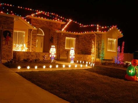 holiday lawn decorations yard decor home decorating