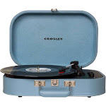Crosley - Discovery Bluetooth Stereo Turntable - Glacier