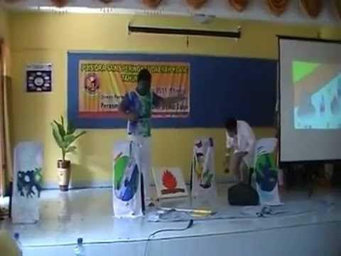 Puisidra SMK Tinggi Klang ( Planet Biru )