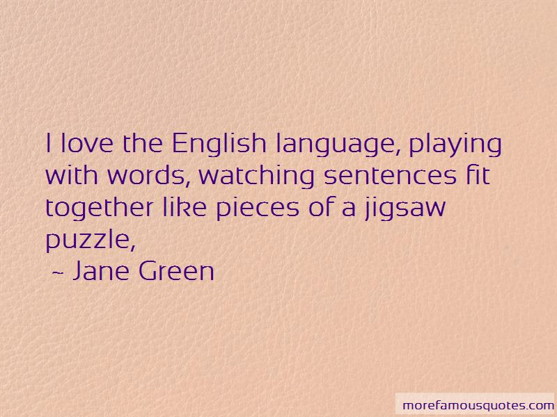 Quotes About Jigsaw Pieces Top 36 Jigsaw Pieces Quotes From Famous