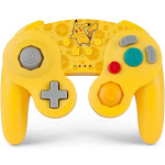 Power A GameCube Style Bluetooth Controller for Switch - Pokemon Pikachu