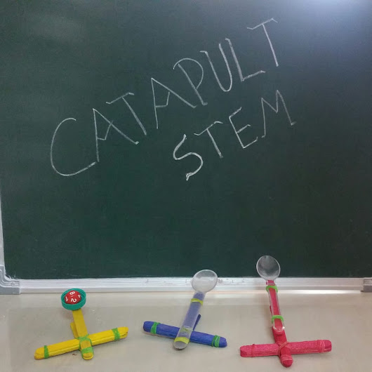 C is for Catapult! – Go Science Girls