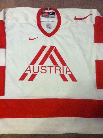 Austria Nike 1996, Austria Nike 1996
