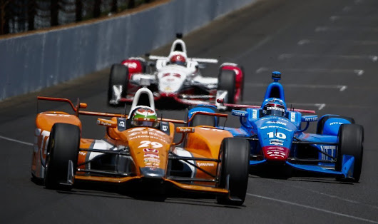 Chevrolet smokes rival Honda at Indy 500 and on race circuit