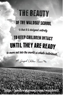 quote the beauty of the waldorf school1