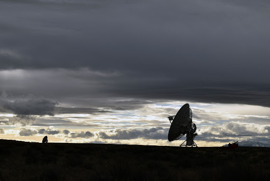 Very Large Array: New Mexico