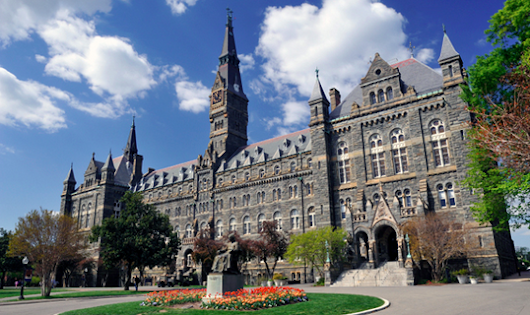 Profiles in Admission: Georgetown University
