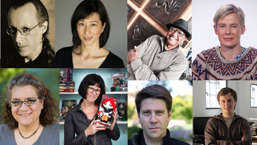 Meet the Jury for the 2017 SIGGRAPH Computer Animation Festival - ACM SIGGRAPH Blog