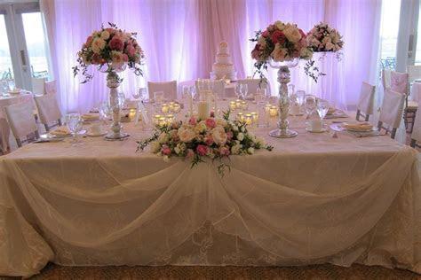 Wedding Head Table Decorations