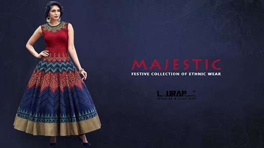 Lurap Unveiled A New Range Of Ethnic Wear For The Festive Season!