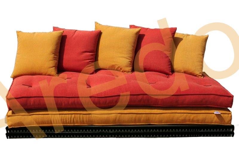 Mobili lavelli vendita divano letto futon for Letto futon ikea
