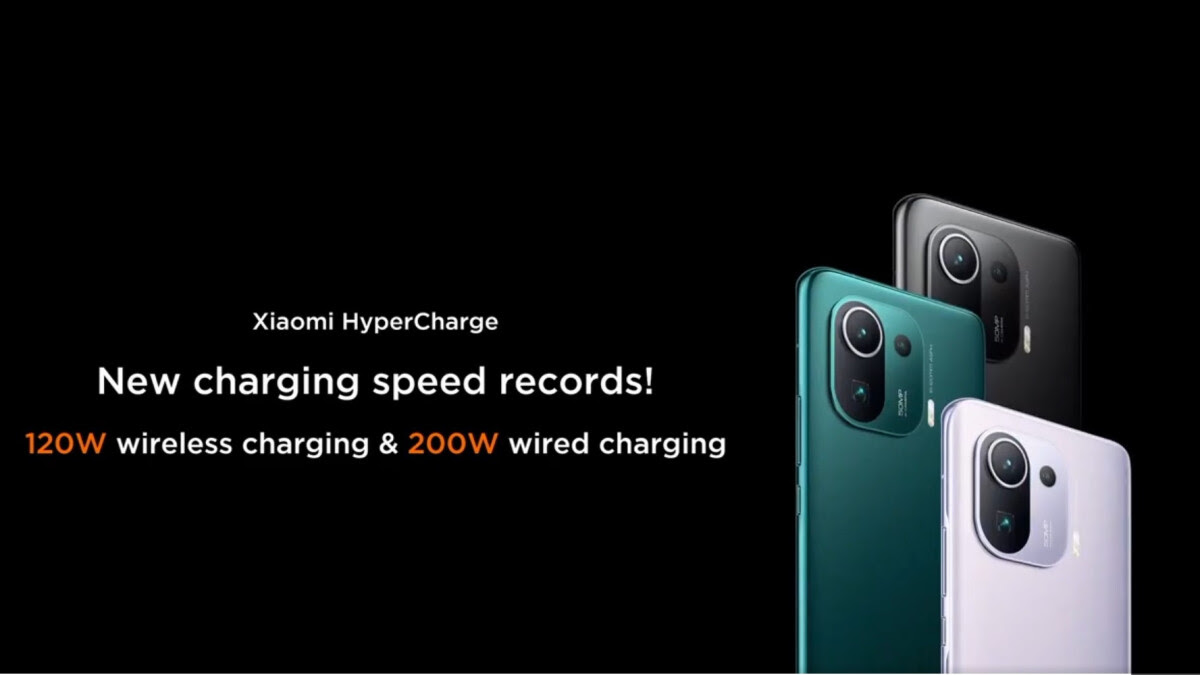 Xiaomi addresses battery degradation when using the new almighty 200W Hypercharge