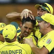 Cricket World Cup 2015 semi-final: Mitchell Johnson and Steve Smith lead way as Australia join New Zealand in World Cup final |