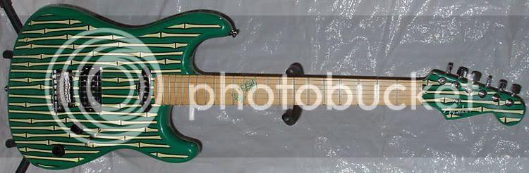Fender Tiki Strat