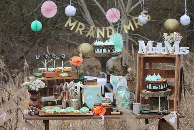 candy bar und sweet table ideen  hochzeitsblog  the