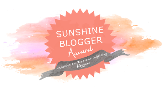 Sunshine Blogger Award - First Time Dadventure