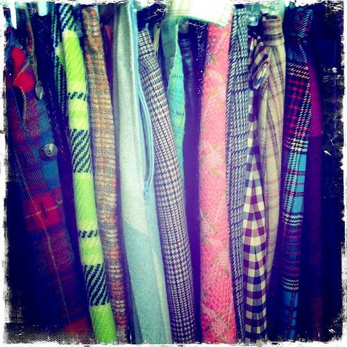 plaid...plaid..plaid all over