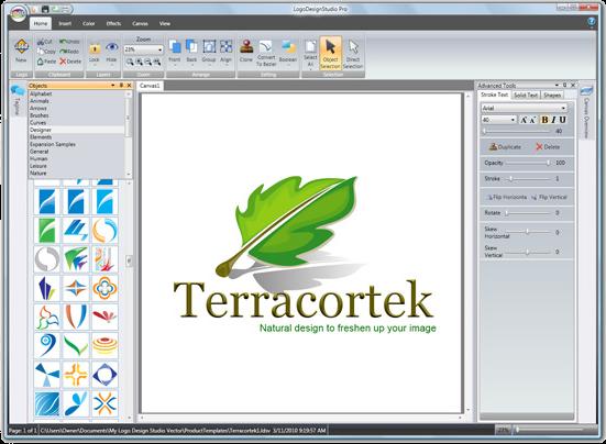 Logo Design Studio Pro Super Bundle Screenshot