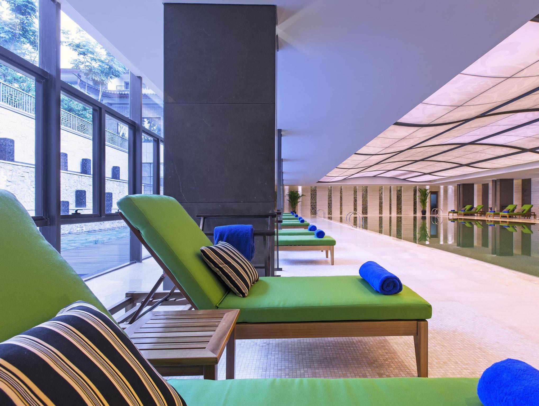 Review Sheraton Grand Hangzhou Wetland Park Resort