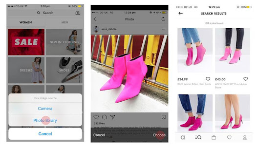 Fashion Site ASOS Launches Visual Search Tool To Aid Inspiration And Discovery For Shoppers