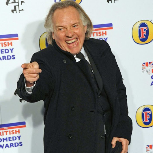 British comedy actor Rik Mayall dies aged 56