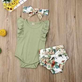 مجموعه جميله من ملابس اطفال بنات ملابس الصيف وخصومات...